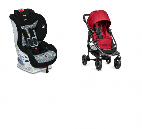 BabyQuip - Baby Equipment Rentals - On the Go Package - On the Go Package -