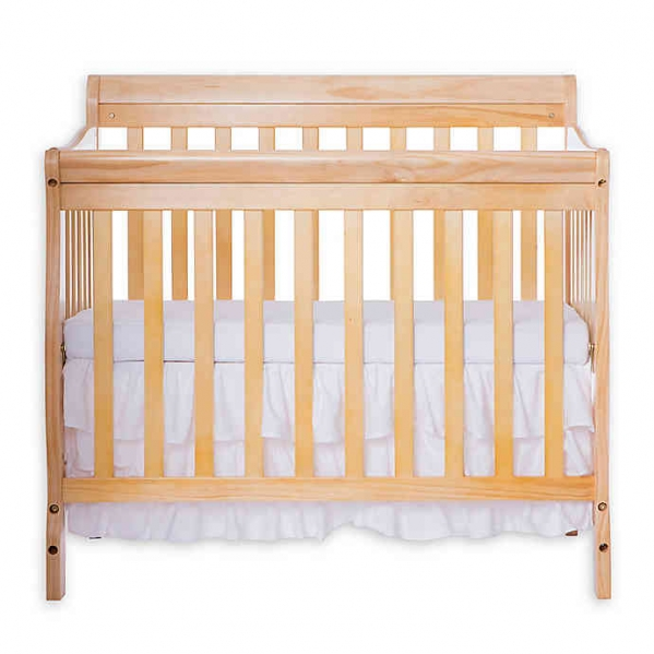 BabyQuip - Baby Equipment Rentals - Mini Crib with Linens - Mini Crib with Linens -