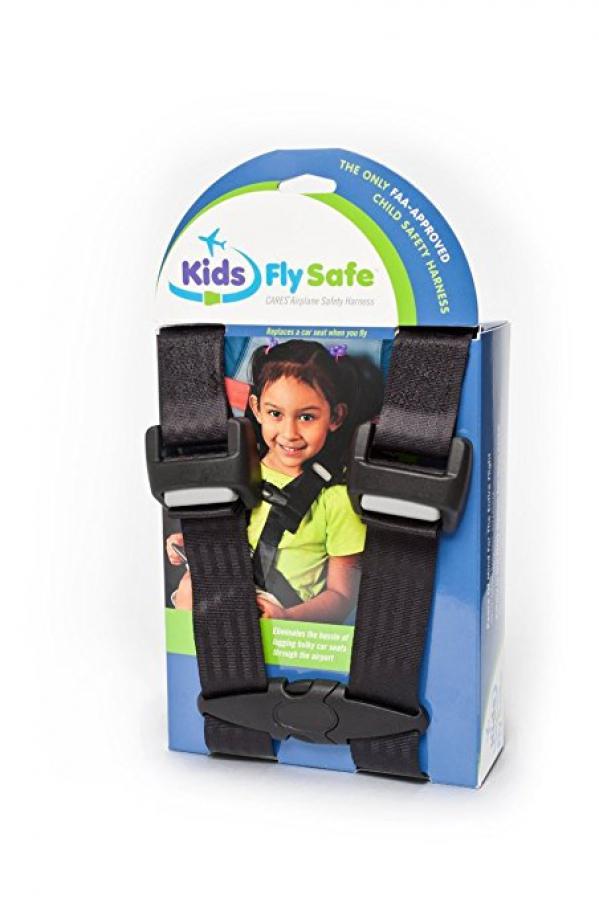 BabyQuip Baby Equipment Rentals - Kids Fly Safe airplane safety harness - Sandra Gordon - Westport, Connecticut