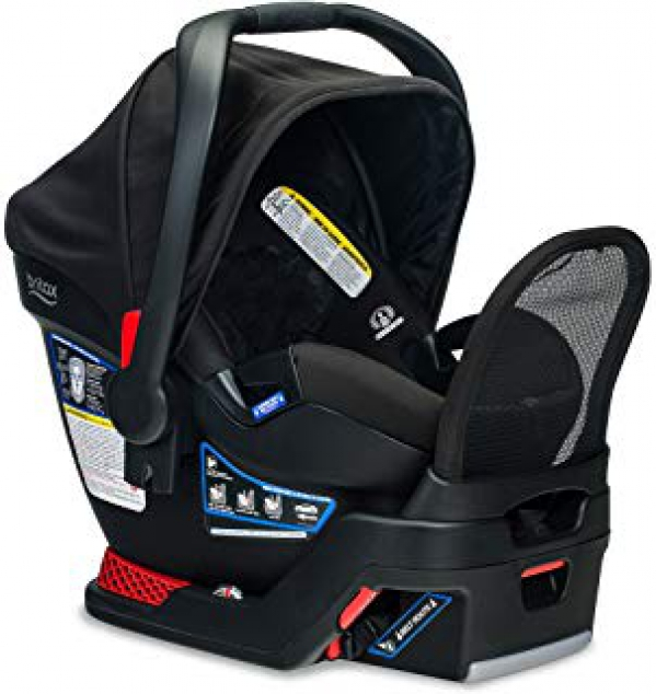 BabyQuip - Baby Equipment Rentals - Britax Endeavours infant car seat - Britax Endeavours infant car seat -