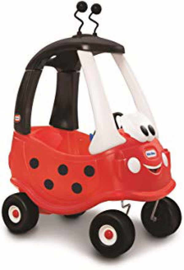 BabyQuip - Baby Equipment Rentals - Little Tikes Cozy Coupe Ladybug - Little Tikes Cozy Coupe Ladybug -