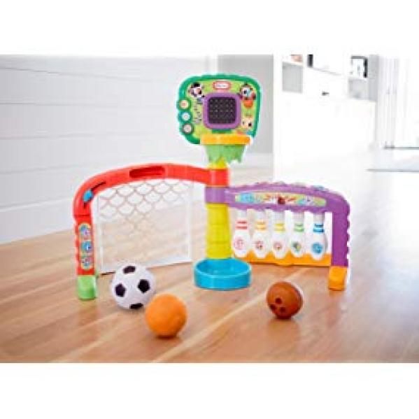 BabyQuip - Baby Equipment Rentals - Little Tikes 3-in-1 Sports Zone - Little Tikes 3-in-1 Sports Zone -