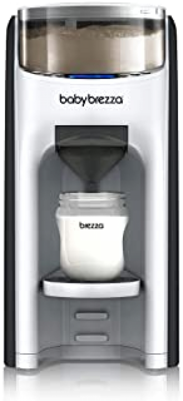 BabyQuip - Baby Equipment Rentals - Baby Brezza Formula Maker - Baby Brezza Formula Maker -