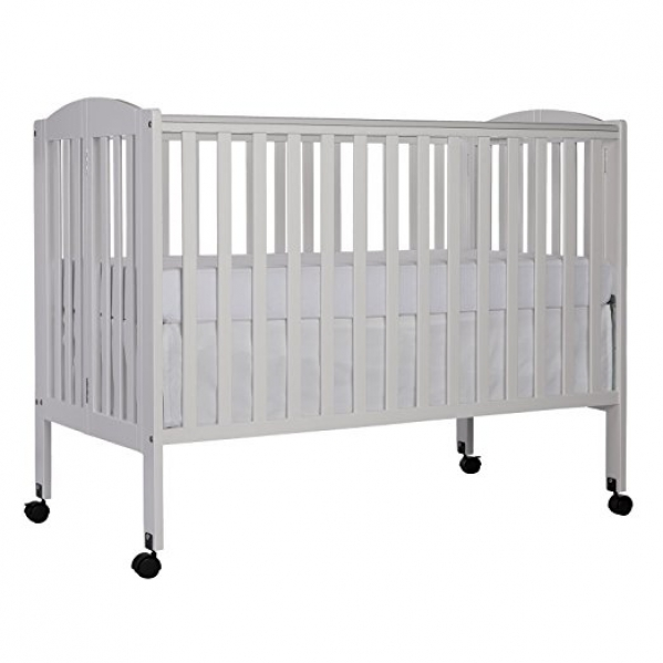 BabyQuip Baby Equipment Rentals - Full-size Crib with Linens - Sandra Gordon - Westport, Connecticut