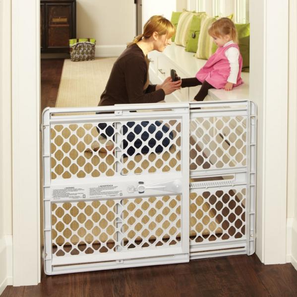 BabyQuip Baby Equipment Rentals - North States Super Gate - Sandra Gordon - Westport, Connecticut