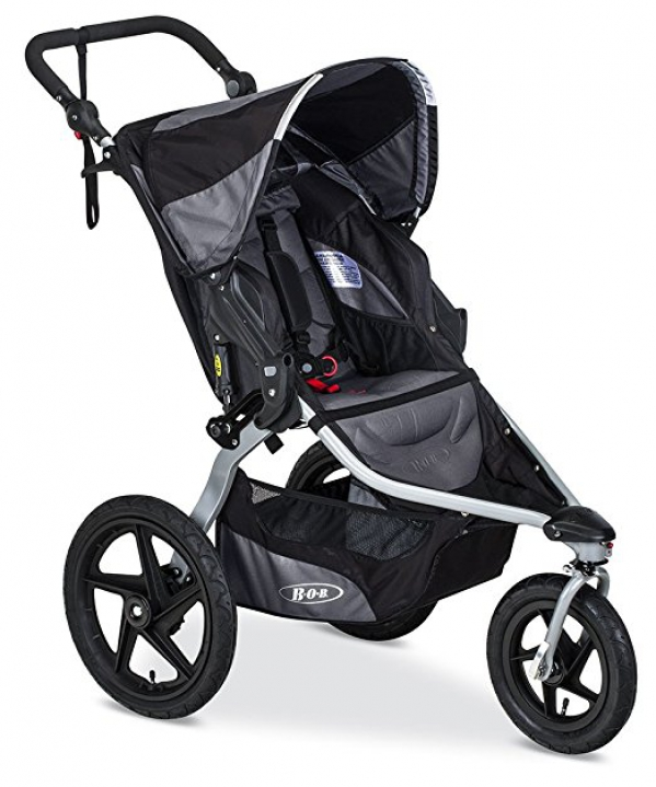 BabyQuip - Baby Equipment Rentals - Stroller: BOB Jogging Stroller - Stroller: BOB Jogging Stroller -