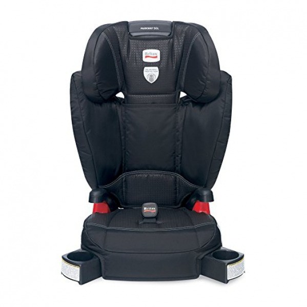 BabyQuip - Baby Equipment Rentals - Car Seat: Britax High Back Booster  - Car Seat: Britax High Back Booster  -