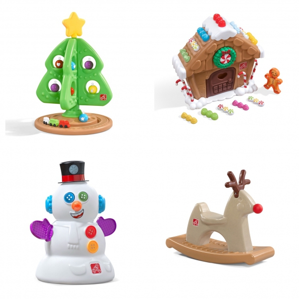 Package: Holiday Toys