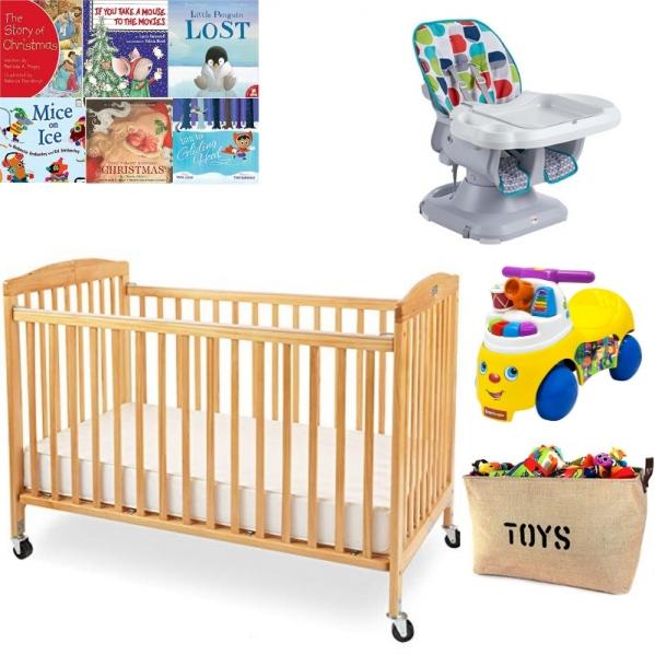 BabyQuip - Baby Equipment Rentals - Package: Holiday Essentials - Package: Holiday Essentials -