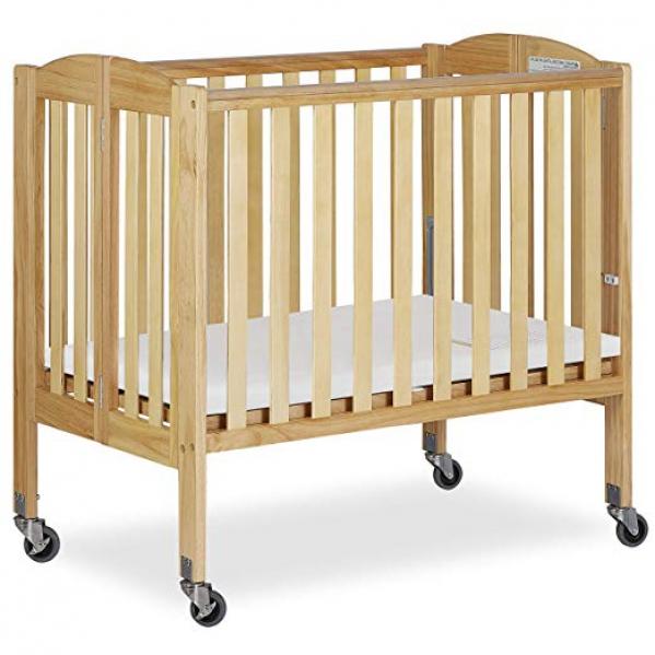 BabyQuip - Baby Equipment Rentals - Crib: Condo Crib - Crib: Condo Crib -