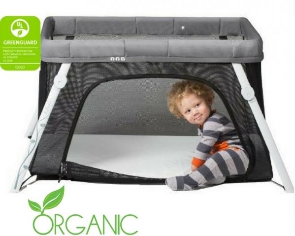 BabyQuip - Baby Equipment Rentals - Crib: Lotus Travel Crib - Crib: Lotus Travel Crib -