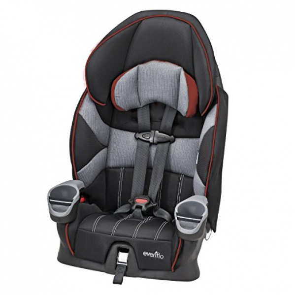 BabyQuip - Baby Equipment Rentals - Car Seat: High Back Harness Booster  - Car Seat: High Back Harness Booster  -