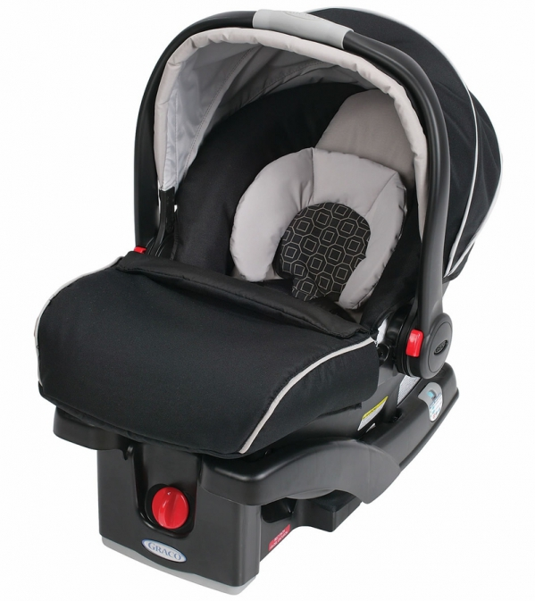 BabyQuip - Baby Equipment Rentals - Graco SnugRide Click Connect 35 Infant Car Seat - Graco SnugRide Click Connect 35 Infant Car Seat -