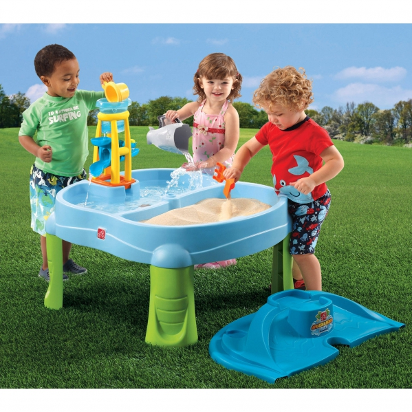 BabyQuip - Baby Equipment Rentals -  WaterWheel Activity Play Table -  WaterWheel Activity Play Table -