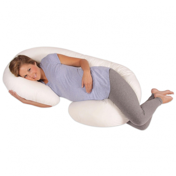 BabyQuip - Baby Equipment Rentals - Full Body Pregnancy Pillow - Full Body Pregnancy Pillow -