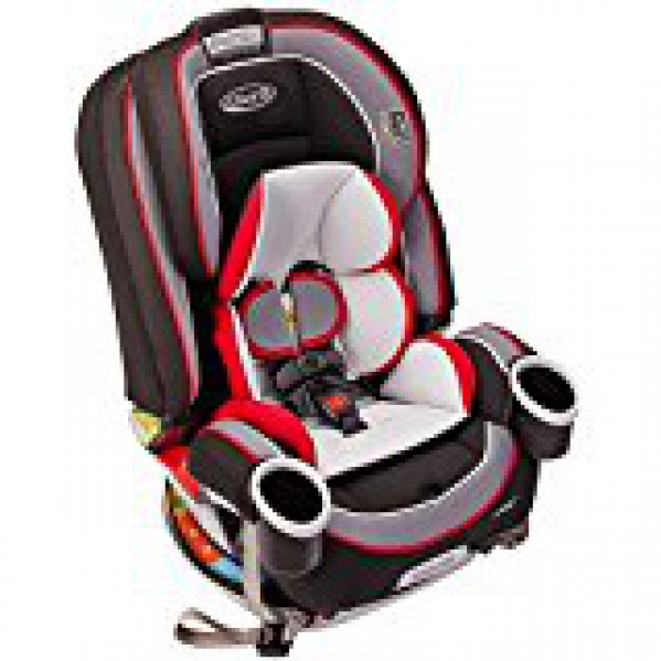BabyQuip Baby Equipment Rentals - Graco 4ever All-in-One Convertible Car Seat - Roxanne A - North Hollywood, California