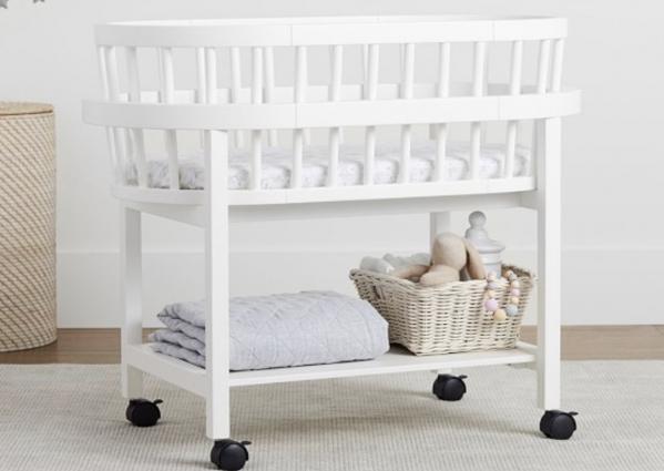 BabyQuip - Baby Equipment Rentals - Newborn Bassinet - Newborn Bassinet -