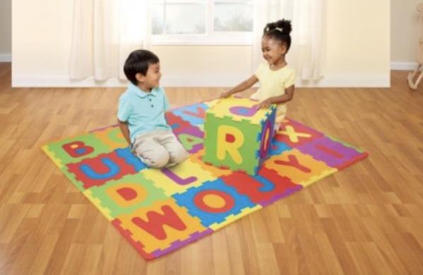 BabyQuip - Baby Equipment Rentals - Play Mat Foam - Play Mat Foam -
