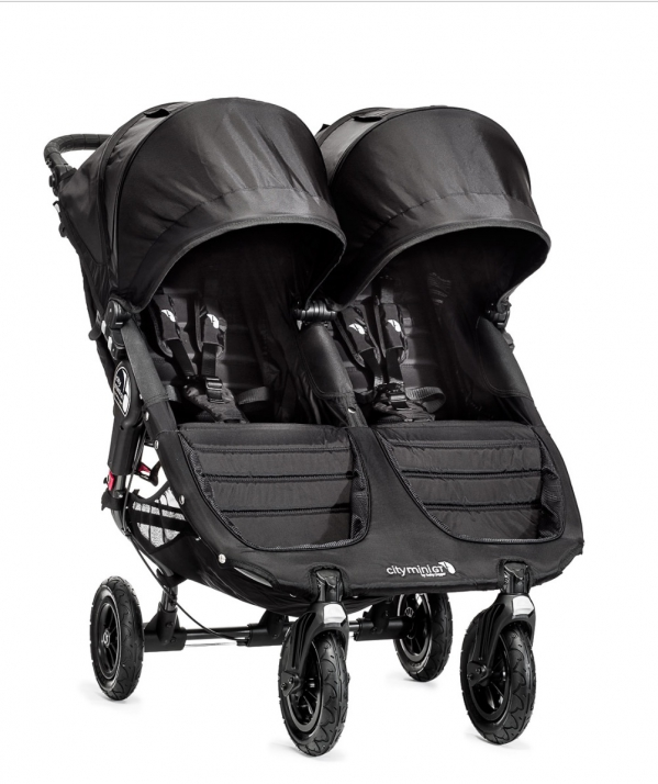 BabyQuip Baby Equipment Rentals - City Mini Double Stroller - Leah Elise - Chicago, Illinois