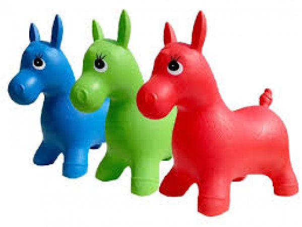 Bouncy Animals
