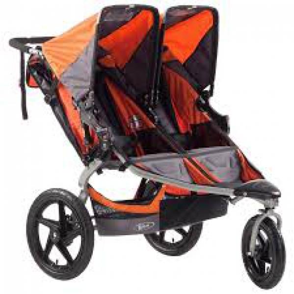 BabyQuip - Baby Equipment Rentals - Double BOB Jogging Stroller  - Double BOB Jogging Stroller  -