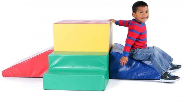 BabyQuip - Baby Equipment Rentals - 4 Piece Soft Play  - 4 Piece Soft Play  -