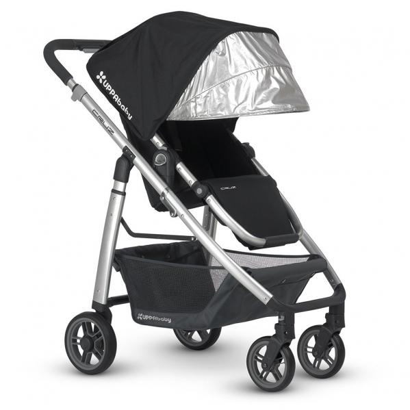 BabyQuip - Baby Equipment Rentals - Uppababy Cruz Full Size Stroller (Premium) - Uppababy Cruz Full Size Stroller (Premium) -