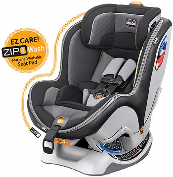 Chicco Nexfit Zip Convertible Car Seat