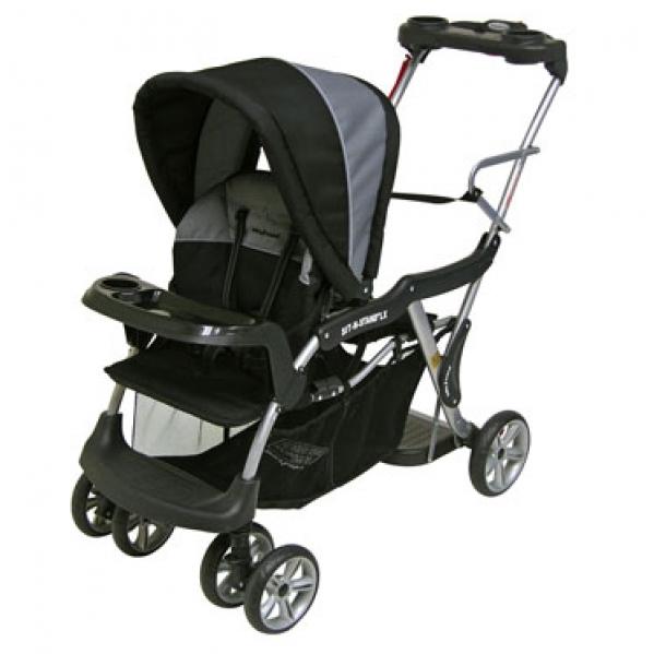 BabyQuip Baby Equipment Rentals - Sit n Stand Stroller - Jennifer O