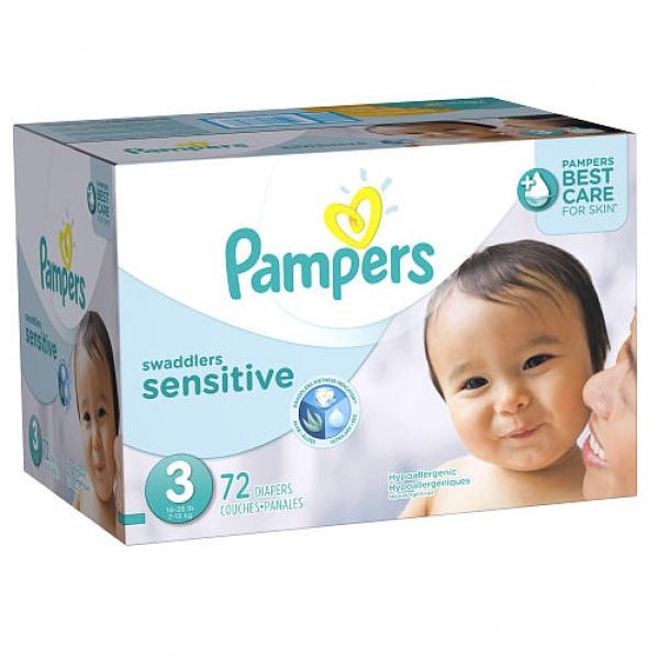 BabyQuip - Baby Equipment Rentals - Diapers - Diapers -