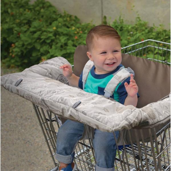 BabyQuip - Baby Equipment Rentals - Shopping Cart and High Chair Cover - Shopping Cart and High Chair Cover -