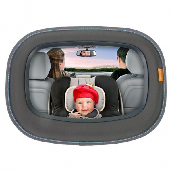 BabyQuip - Baby Equipment Rentals - Back Seat Mirror - Back Seat Mirror -