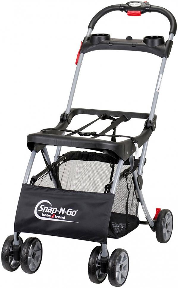 BabyQuip - Baby Equipment Rentals - Snap-n-Go Stroller - Snap-n-Go Stroller -