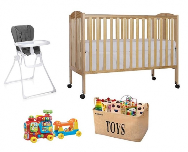 BabyQuip - Baby Equipment Rentals - Eat, Play, Sleep Package - Eat, Play, Sleep Package -