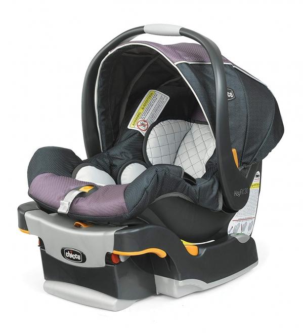 BabyQuip - Baby Equipment Rentals - Infant Car Seat- Chicco Keyfit 30 - Infant Car Seat- Chicco Keyfit 30 -