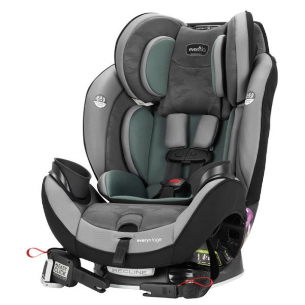 BabyQuip - Baby Equipment Rentals - Convertible Car Seat, Evenflo All-In-One - Convertible Car Seat, Evenflo All-In-One -