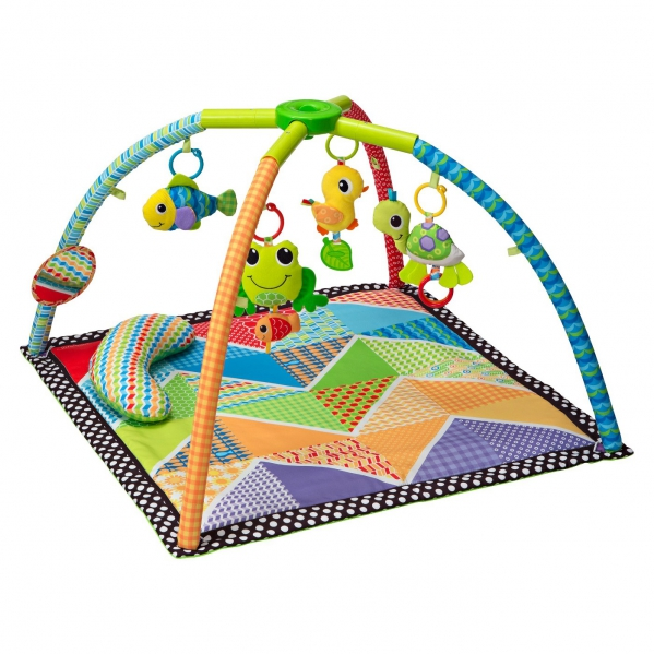 BabyQuip - Baby Equipment Rentals - Baby Play Mat & Activity Gym - Baby Play Mat & Activity Gym -