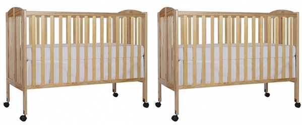 BabyQuip - Baby Equipment Rentals - Two Cribs - Two Cribs -
