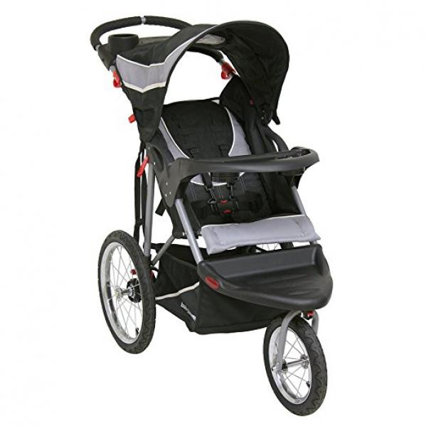 BabyQuip - Baby Equipment Rentals - Stroller-Single Jogging - Stroller-Single Jogging -