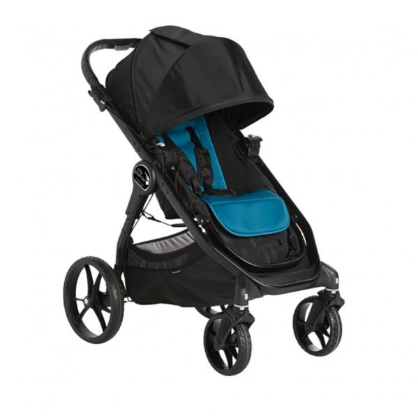 BabyQuip - Baby Equipment Rentals - Stroller-Baby Jogger City Premier Single - Stroller-Baby Jogger City Premier Single -