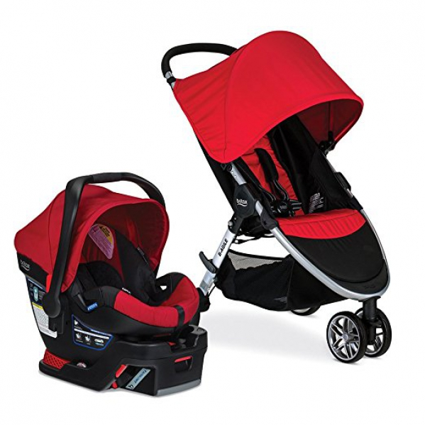 BabyQuip - Baby Equipment Rentals - Infant Travel System- Britax BLively/Agile & BSafe - Infant Travel System- Britax BLively/Agile & BSafe -