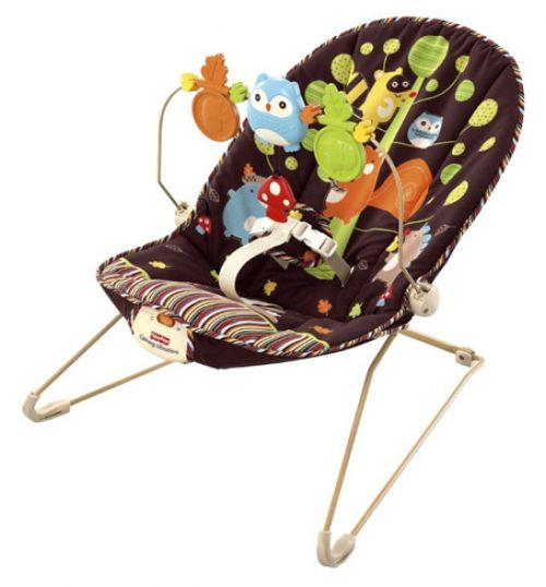 BabyQuip Baby Equipment Rentals - Bouncer Seat - Jessica O