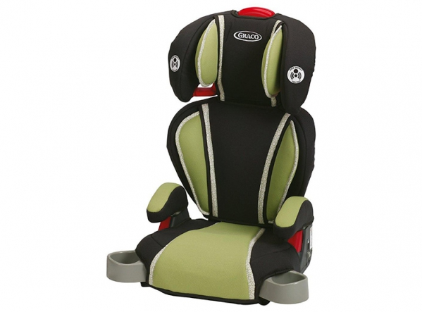 BabyQuip Baby Equipment Rentals - High Back Booster Car Seat - Jessica O