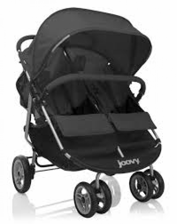 BabyQuip - Baby Equipment Rentals - Double stroller: Joovy Scooter x2 - Double stroller: Joovy Scooter x2 -