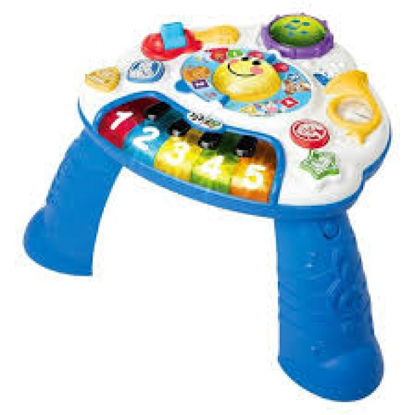 BabyQuip - Baby Equipment Rentals - Music Activity Table - Music Activity Table -