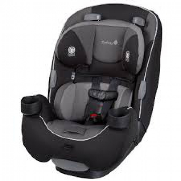 BabyQuip - Baby Equipment Rentals - Convertible car seat: Safety 1st EverFit 3-in-1 - Convertible car seat: Safety 1st EverFit 3-in-1 -