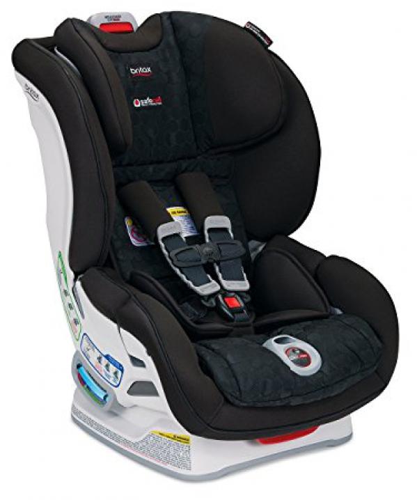 Convertible car seat: Britax Boulevard