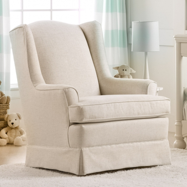 BabyQuip - Baby Equipment Rentals - Glider rocking chair - Glider rocking chair -