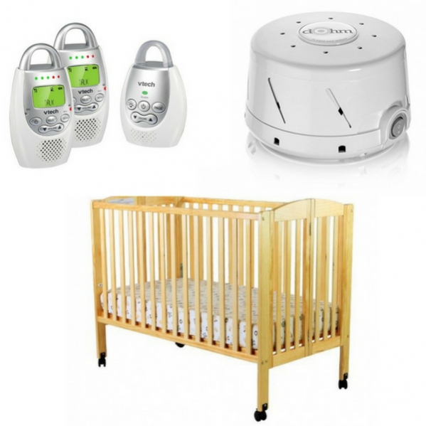 BabyQuip - Baby Equipment Rentals - Sleep tight (save $3/day) - Sleep tight (save $3/day) -
