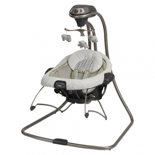BabyQuip - Baby Equipment Rentals - Baby swing - Baby swing -